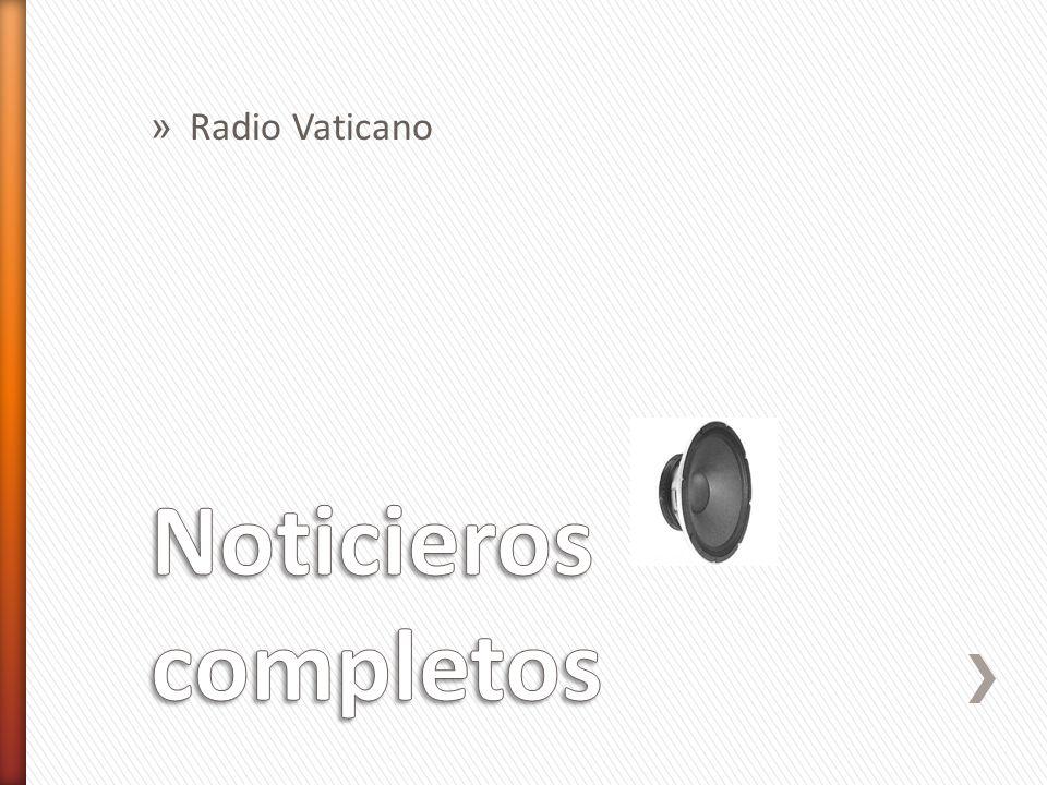 » Radio Vaticano