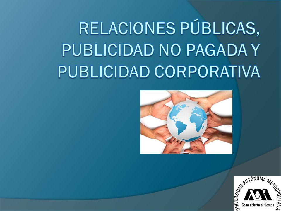 Publicidad corporativa Es una extensión de la función de relaciones públicas, esta orientada para promover a la empresa en general, a destacar su imagen al asumir una posición en un tema o causa social.