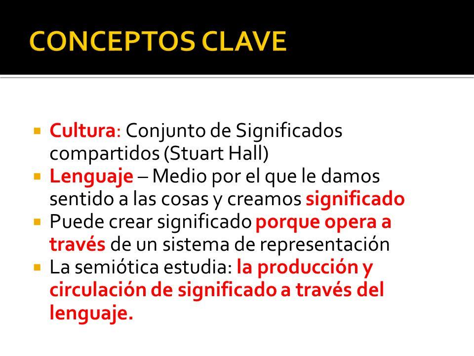 Los estudios culturales analizan el mensaje de los medios masivos y la producción de significado a través del lenguaje.