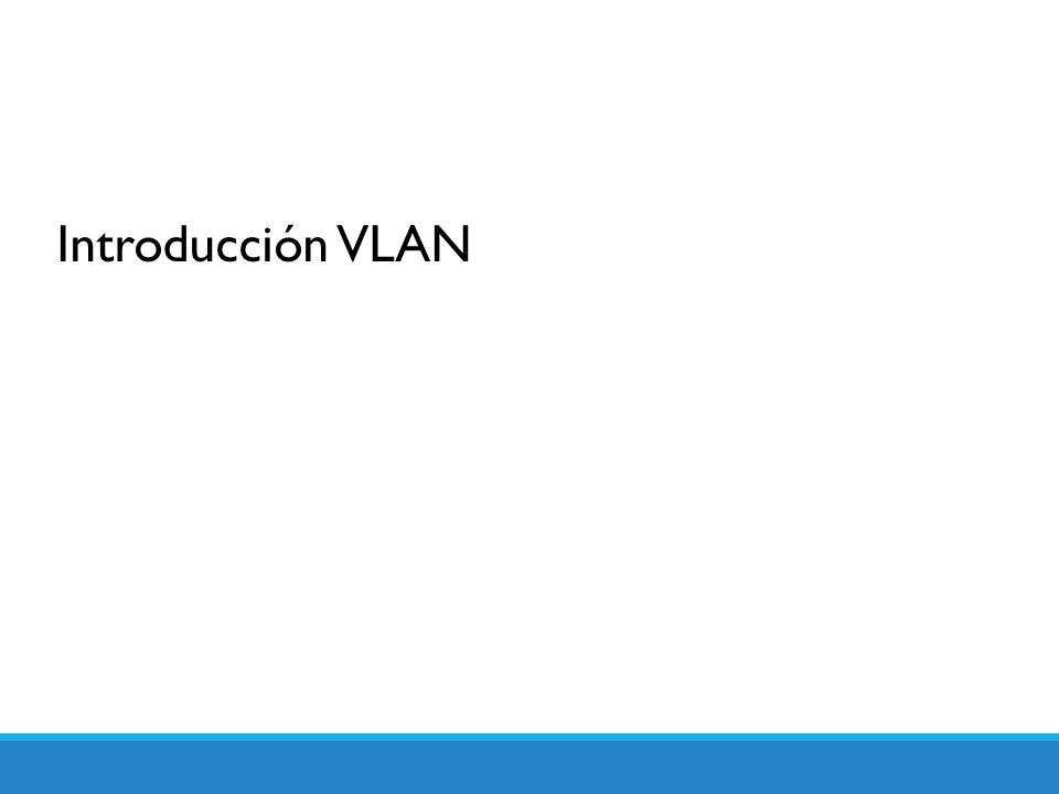 Introducción VLAN