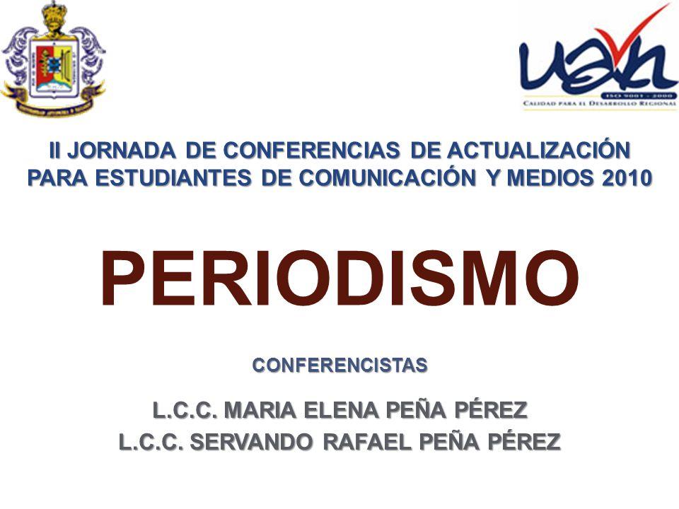 L.C.C.MARIA ELENA PEÑA PÉREZ L.C.C.