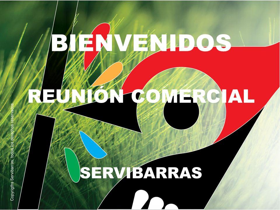 TEMARESPONSABLES TIEMPO (min) 1Mega 2015 - Objetivo MAYELLYS MORA MESTRA 5 2 ANCAS Acuerdos - Normas de Convivencias - Aprendizaje MAYELLYS MORA MESTRA 5 3Momento REFLEXIVO ÁNGELA MARÍA ESPINOSA 10 4Indicadores Globales de VENTAS MAYELLYS MORA MESTRA 10 5Que hay de NUEVO GERENTES DE CUENTA 45 6Noticias Acompañamiento Semanal ÁNGELA MARÍA ESPINOSA 5 7Informe de gestión GERENTES DE CUENTA 90 8CIERRE: Balance de la reunión comercial.