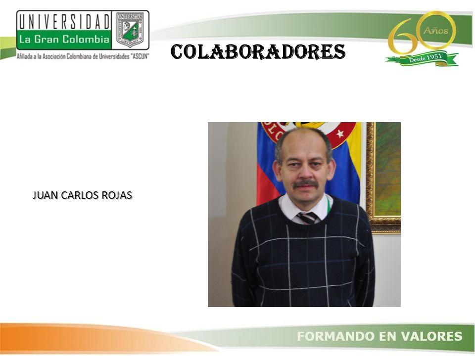 JUAN CARLOS ROJAS COLABORADORES