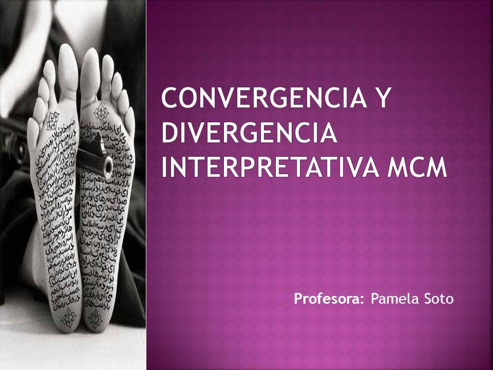 Profesora: Pamela Soto