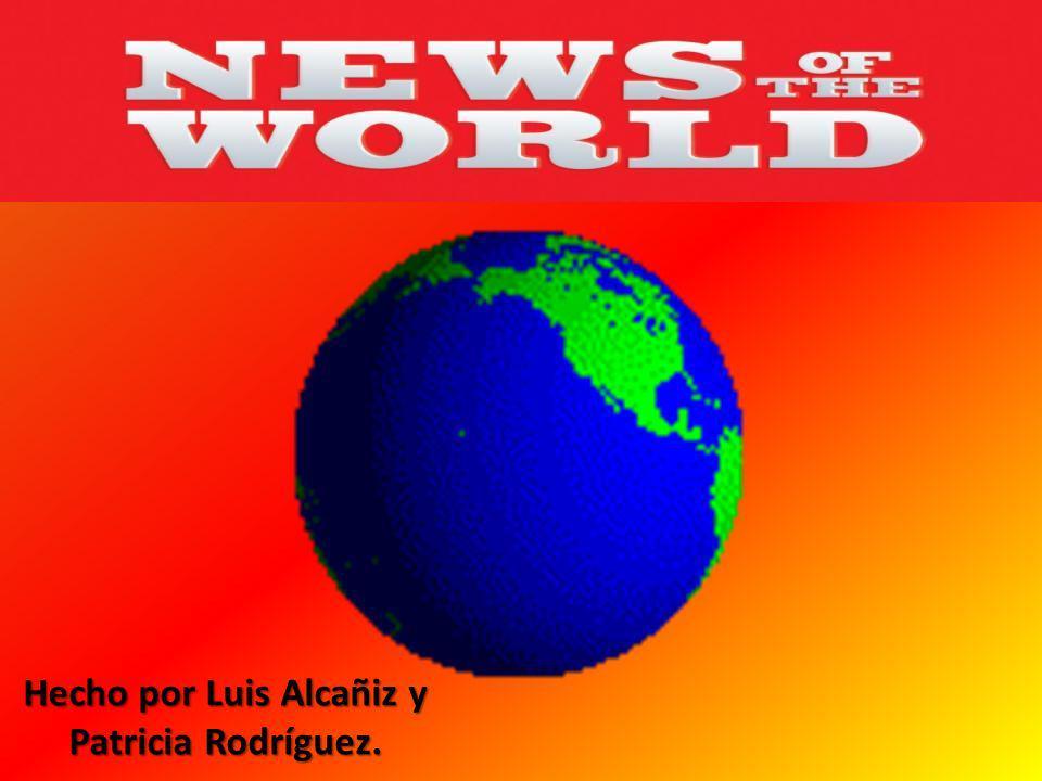 Hecho por Luis Alcañiz y Patricia Rodríguez.