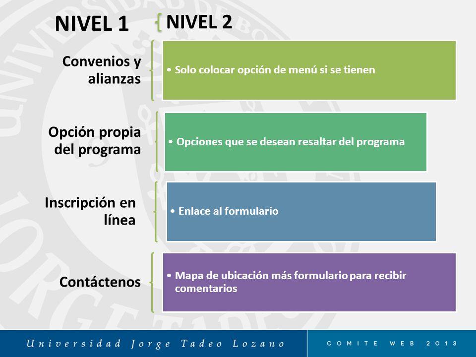 CARGA DE CONTENIDOS Información Estática Información General Investigación Grupos, Semilleros Investigaciones Miembros Proyectos especiales