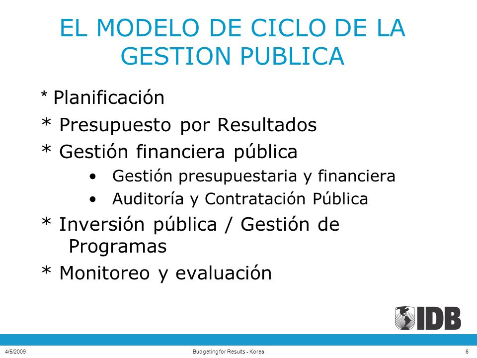 Planificación Estratégica Ciclo de Gestión Gestión Finac., Audit., Compras Presupuesto por Resultados Monitoreo & Evaluación Gestión Prog y Proy CICLO DE GESTION