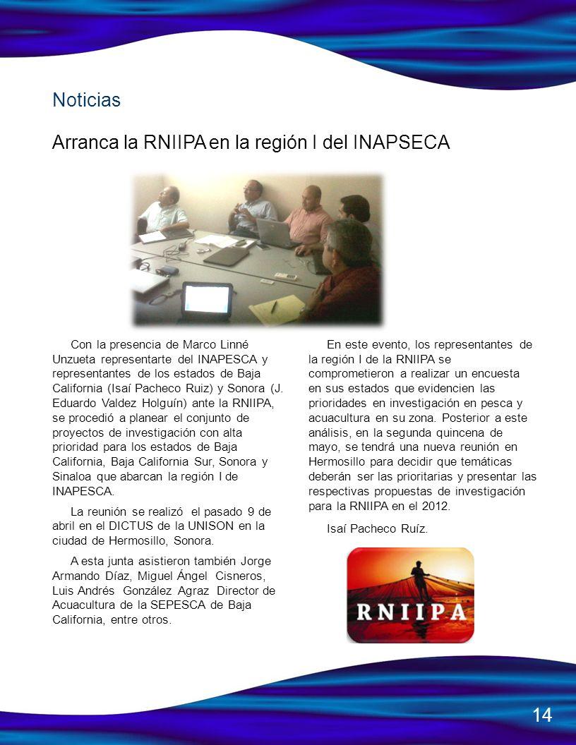 Con la presencia de Marco Linné Unzueta representarte del INAPESCA y representantes de los estados de Baja California (Isaí Pacheco Ruiz) y Sonora (J.