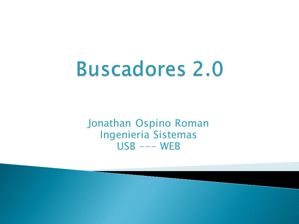 Jonathan Ospino Roman Ingenieria Sistemas USB --- WEB
