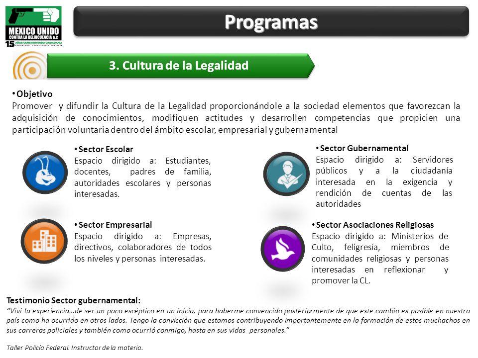 ProgramasProgramas 3.
