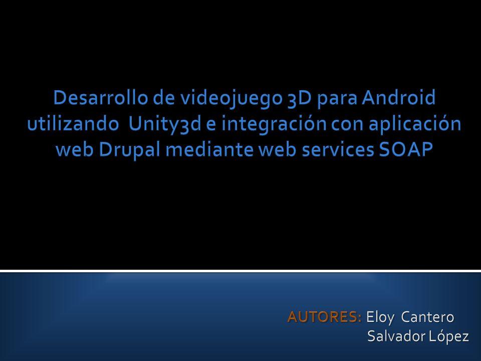 Creación de objetos tridimensionales con Unity3D.Texturas Photoshop para los menús.