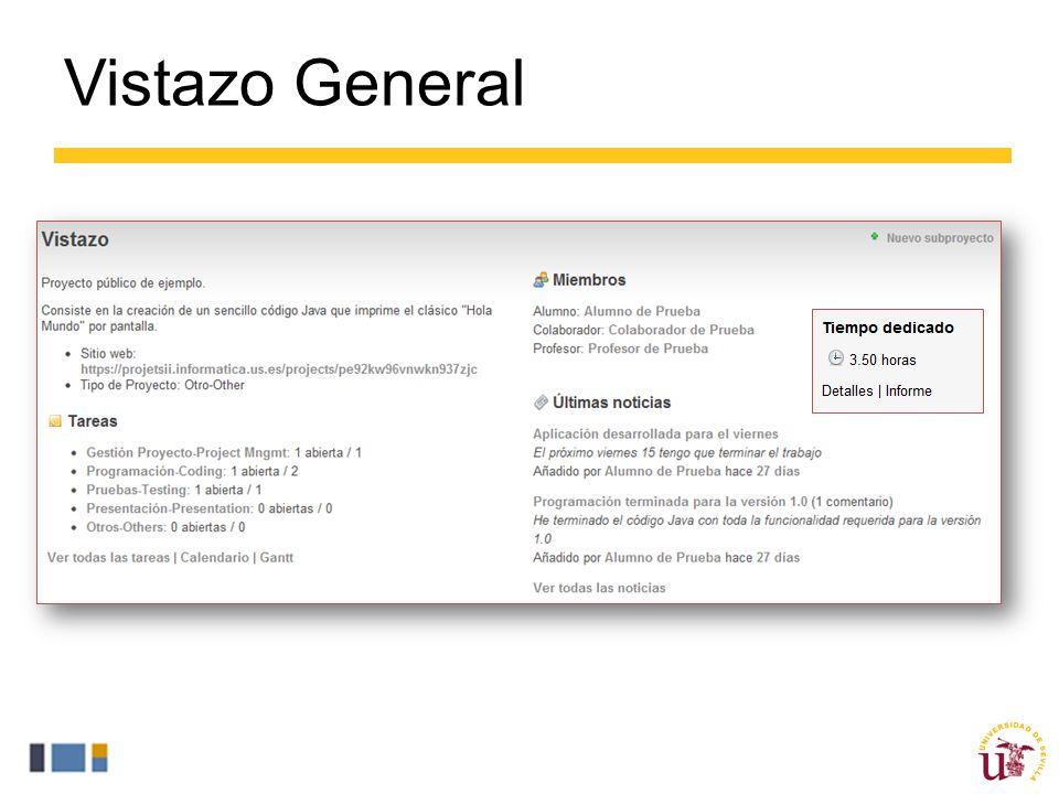 Vistazo General