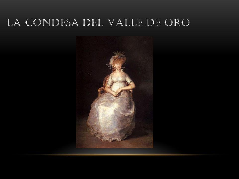 LA CONDESA DEL VALLE DE ORO