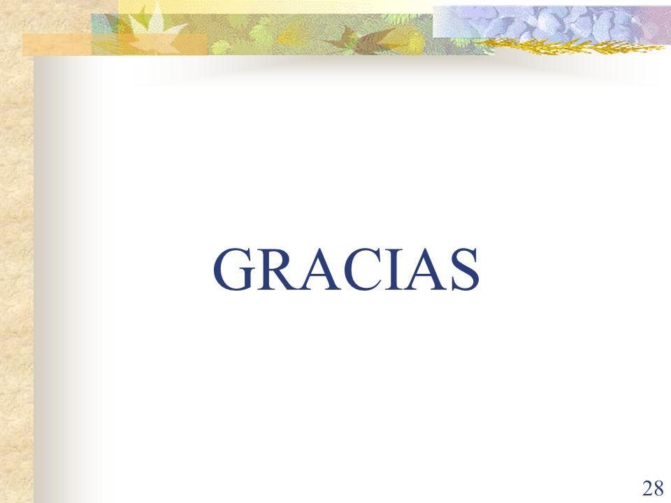 GRACIAS 28