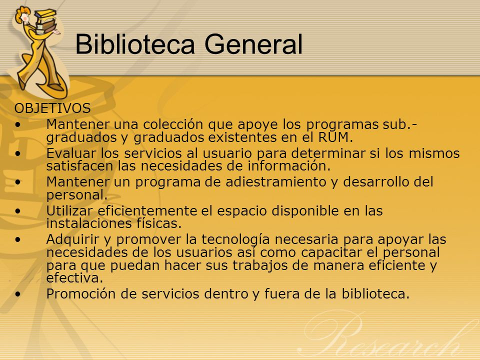 RECURSOS BIBLIOTECA LIBROS E-BOOKS SERIADOS E-JOURNALS PERIODICOS (NUEVO DIA) ANUALES ALMANAQUES REVISTAS (POPULARES Y CIENTIFICAS)