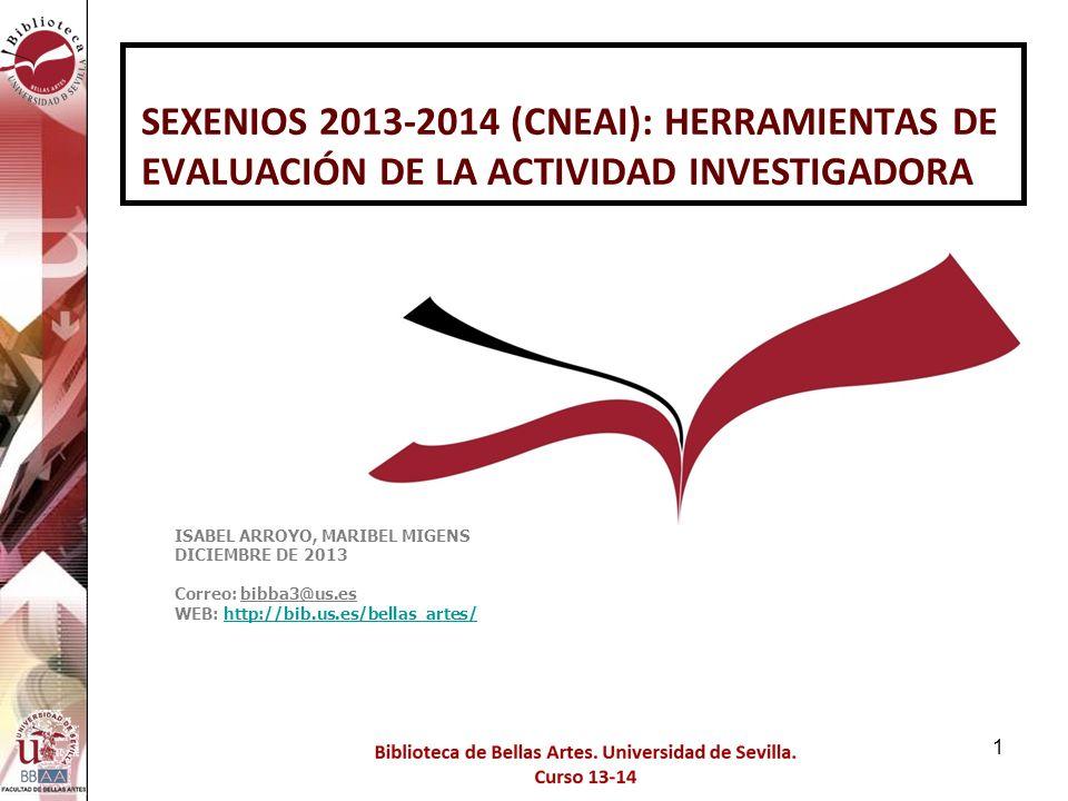 RESH: Listados de revistas españolas de ciencias sociales y humanidades con índice de impacto 2005-2009 ó 2004- 2008 dependiendo del área.