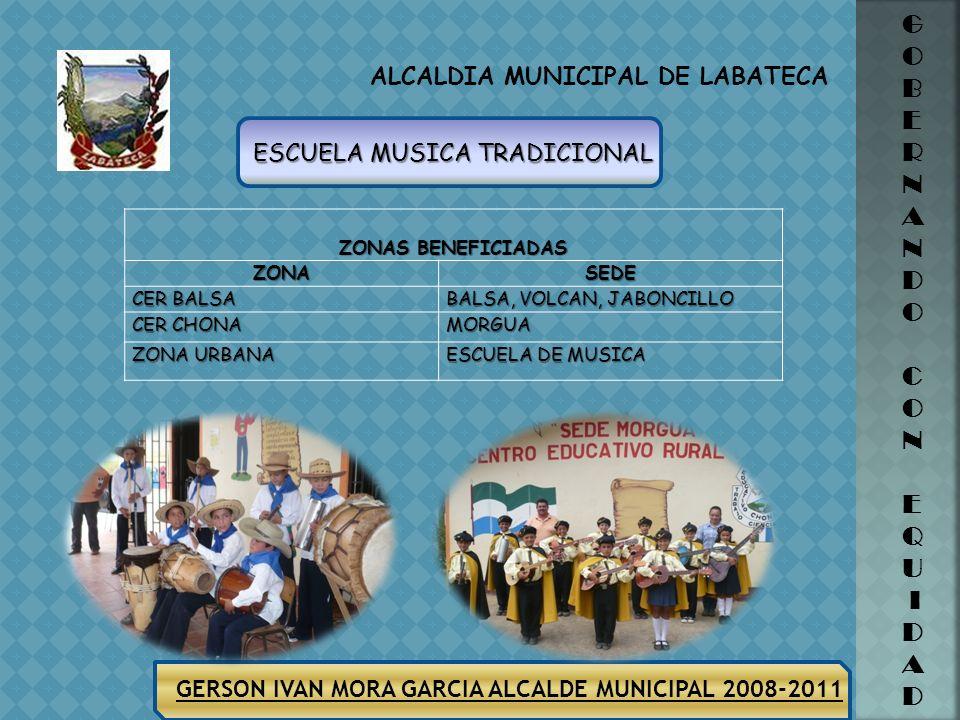 ALCALDIA MUNICIPAL DE LABATECA G O B E R N A N D O C O N E Q U I D A D GERSON IVAN MORA GARCIA ALCALDE MUNICIPAL 2008-2011 Transporte para trasladar p