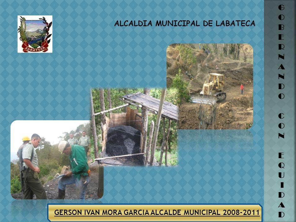 ALCALDIA MUNICIPAL DE LABATECA G O B E R N A N D O C O N E Q U I D A D GERSON IVAN MORA GARCIA ALCALDE MUNICIPAL 2008-2011 -DILIGENCIAS DE INSPECCIÓN