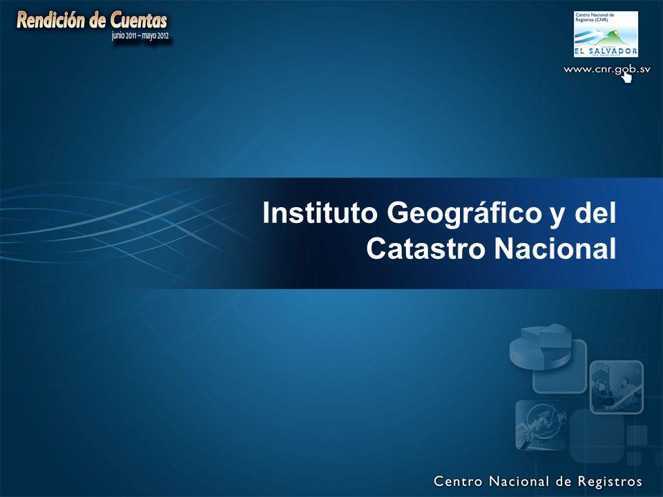 Instituto Geográfico y del Catastro Nacional
