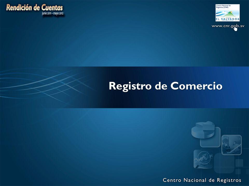 Registro de Comercio
