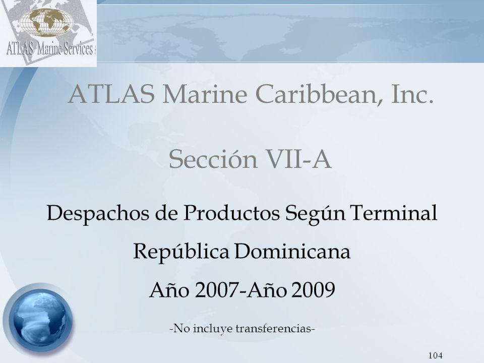 105 ATLAS Marine Caribbean, Inc.