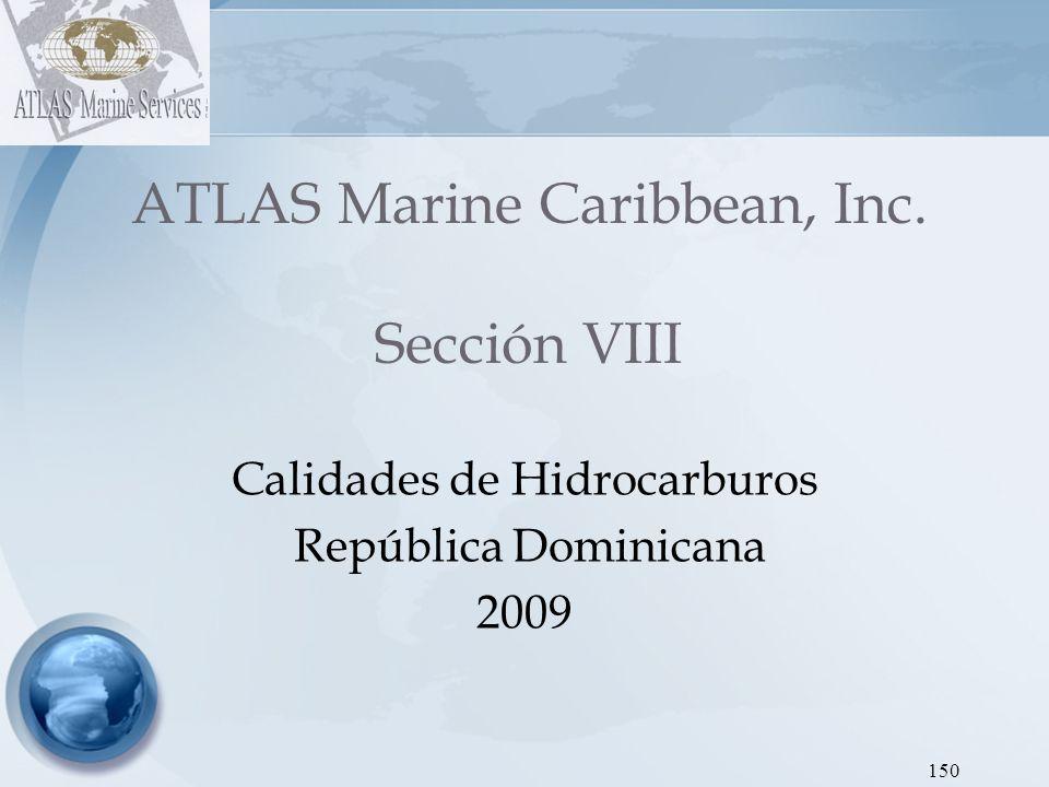 151 ATLAS Marine Caribbean, Inc.