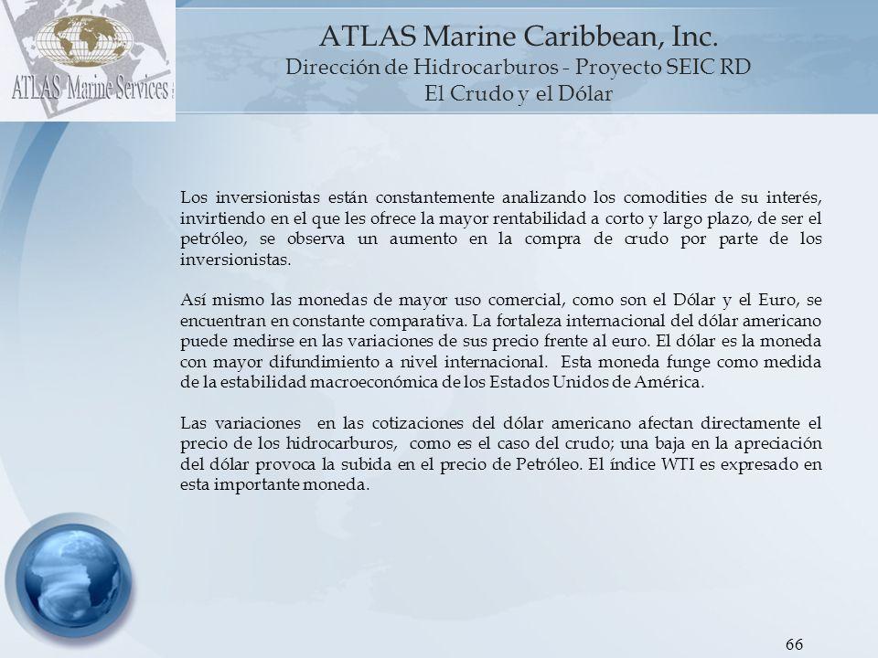 67 ATLAS Marine Caribbean, Inc.