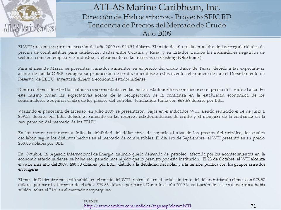 72 ATLAS Marine Caribbean, Inc.