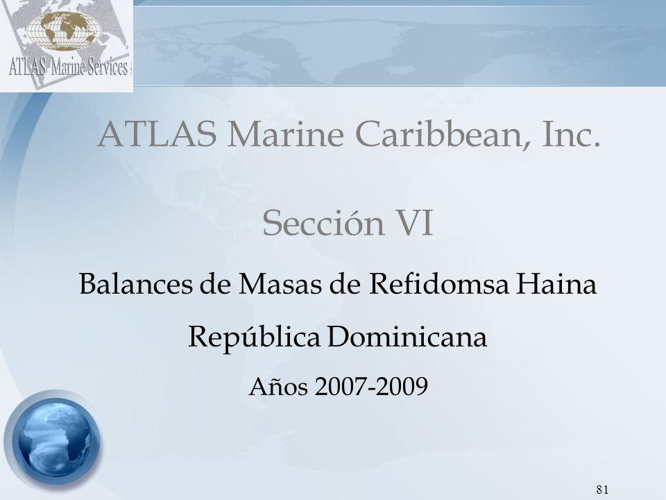 82 ATLAS Marine Caribbean, Inc.
