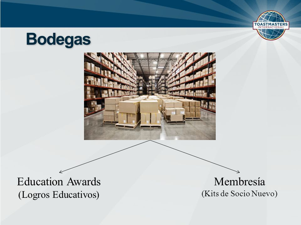 Bodegas Education Awards (Logros Educativos) Membresía (Kits de Socio Nuevo)