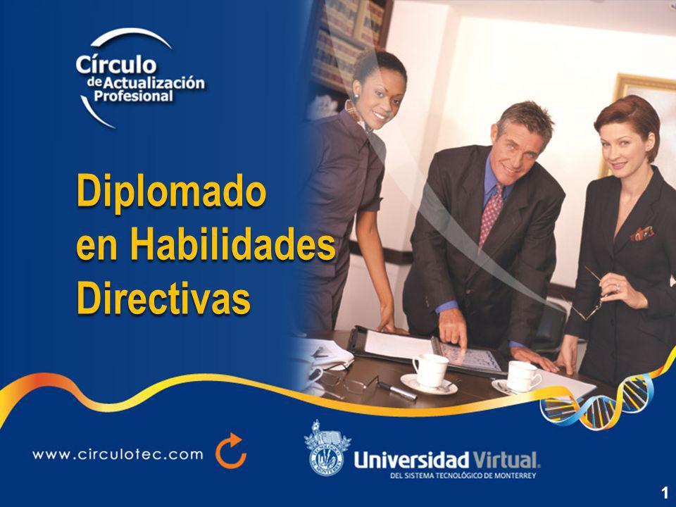 1 Diplomado en Habilidades Directivas