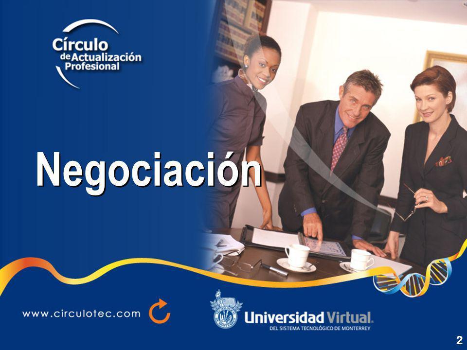 Proceso de negociación 13 Preparación de la Negociación Intercambio de información Regateo Lograr un acuerdo Formalizar el acuerdo