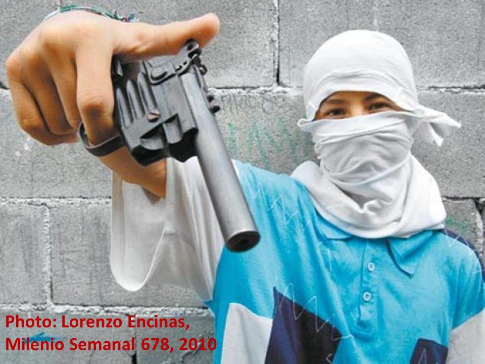 Photo: Lorenzo Encinas, Milenio Semanal 678, 2010