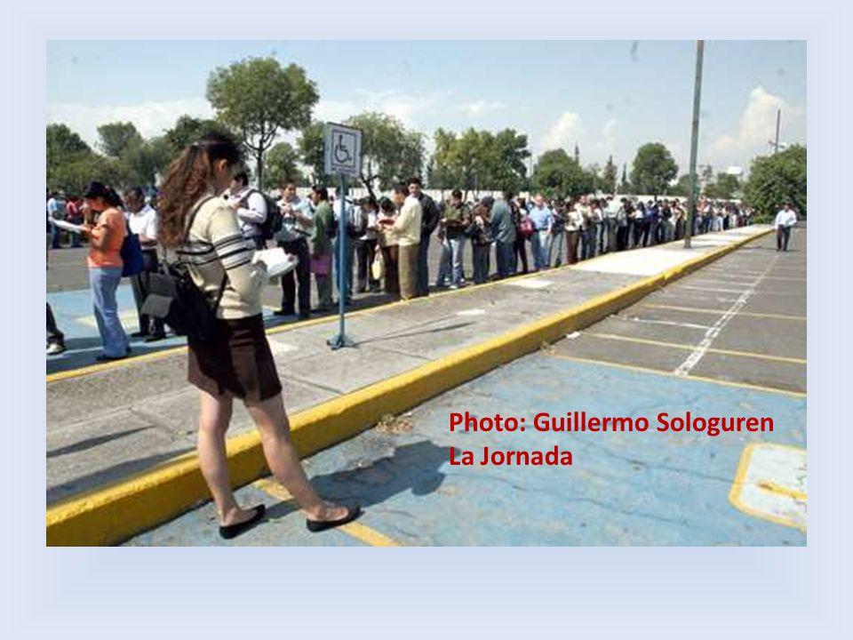 Photo: Guillermo Sologuren La Jornada