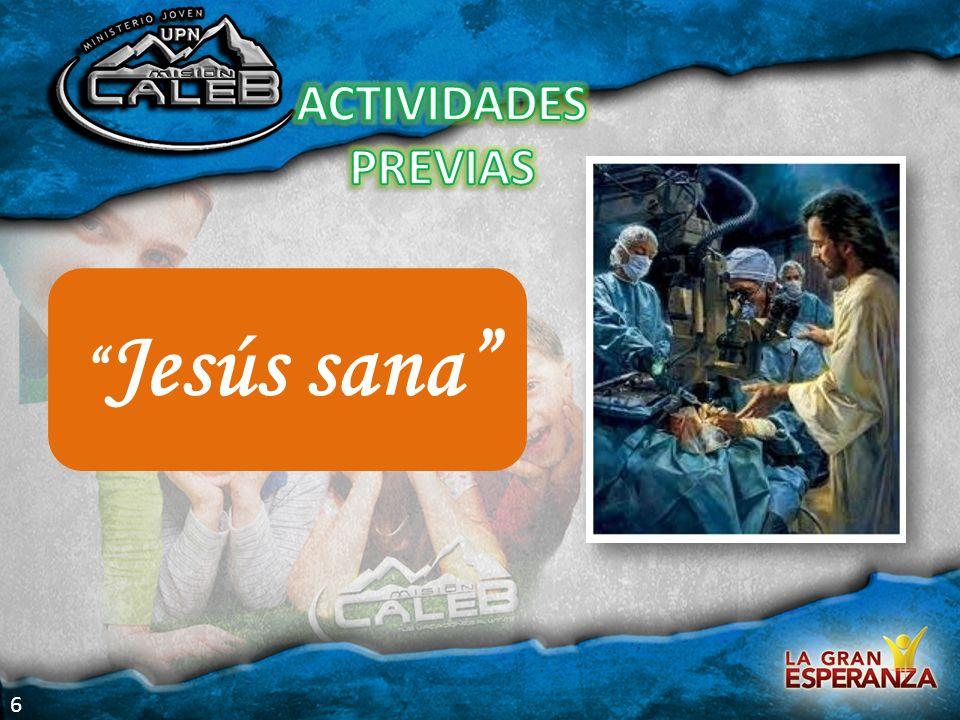 Jesús sana 6