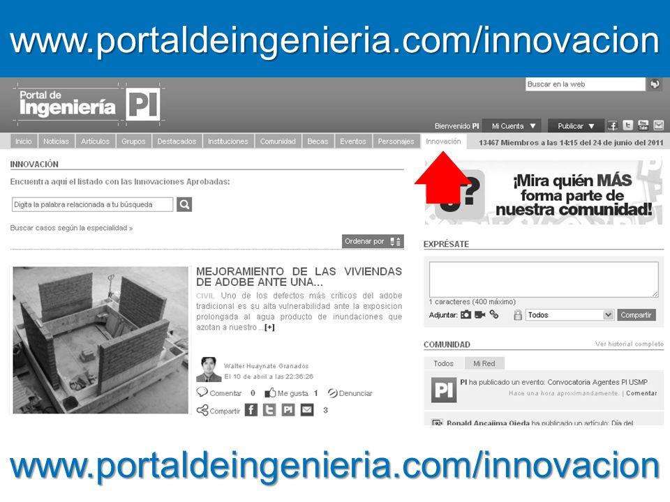 www.portaldeingenieria.com/innovacion www.portaldeingenieria.com/innovacion