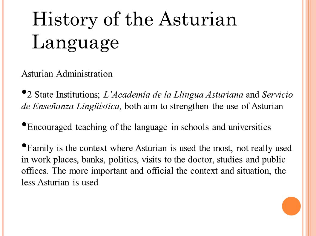 20/01/13 Linguistic Background Normalized in 1980s by Academy Follows Castilian closely with letters ñ c v b and digraphs gu qu and ll as well as accentuation Nowadays it is highly influenced by Castilian