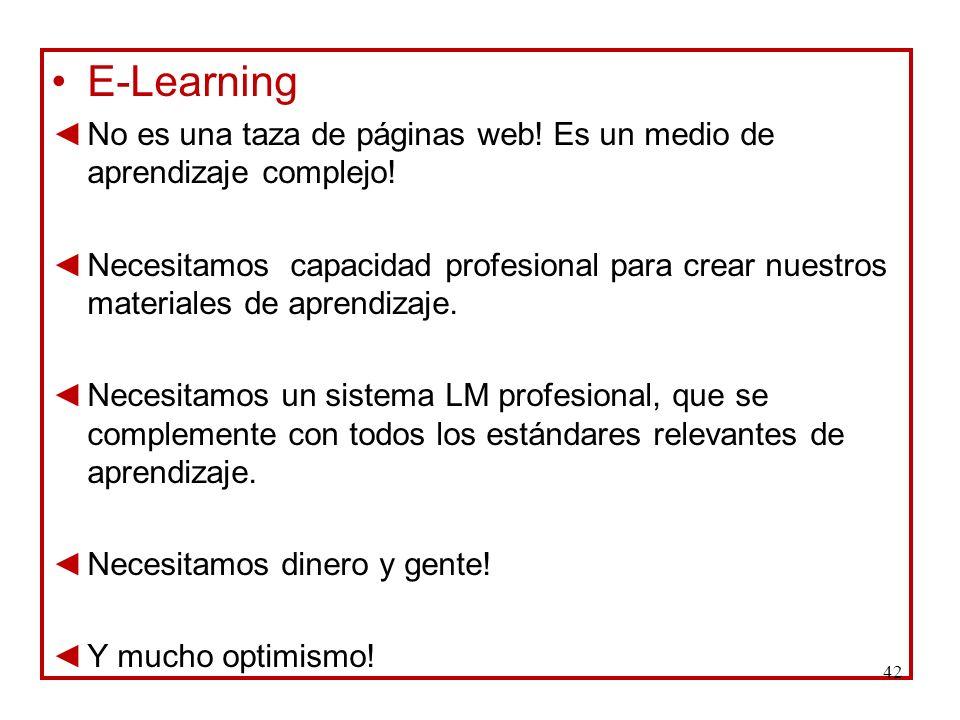 Blended learning - Mixto 41 Blended Learning combina las herramientas de e- learning con clases tradicionales en aula para garantizar la máxima eficac