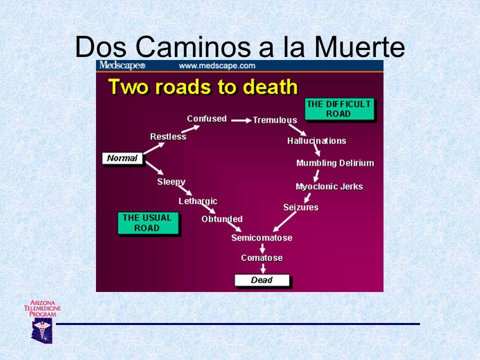 Dos Caminos a la Muerte