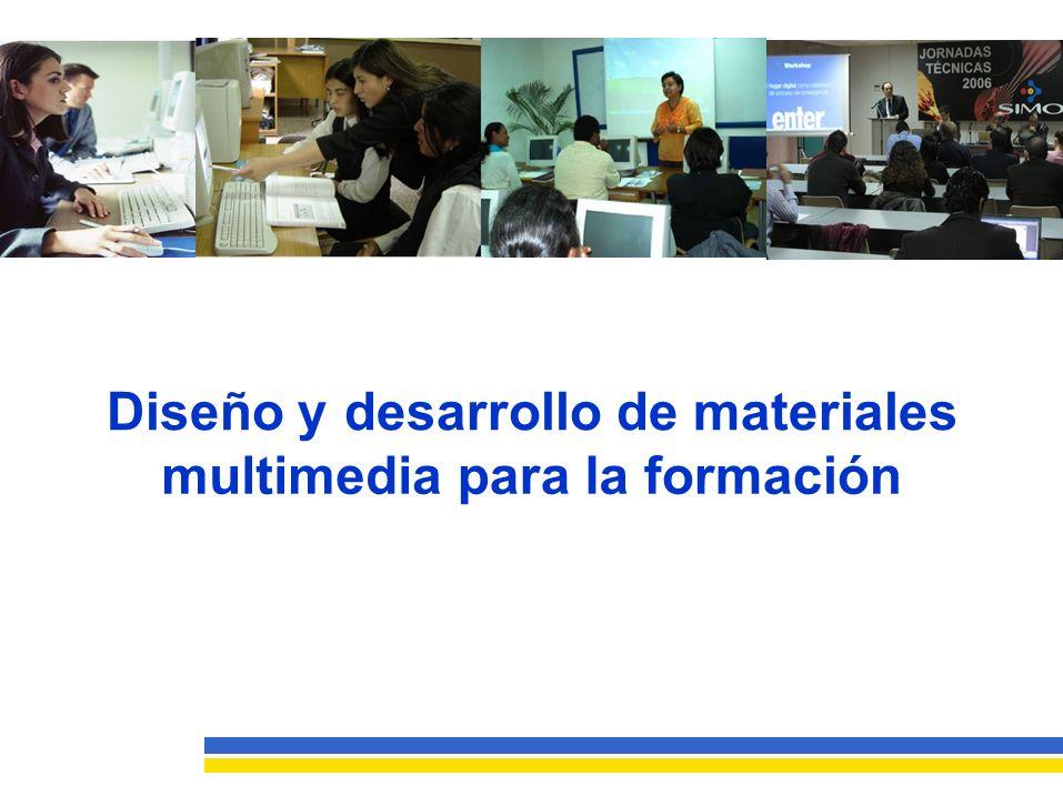 Diseñoydesarrollodemateriales multimediaparalaformación