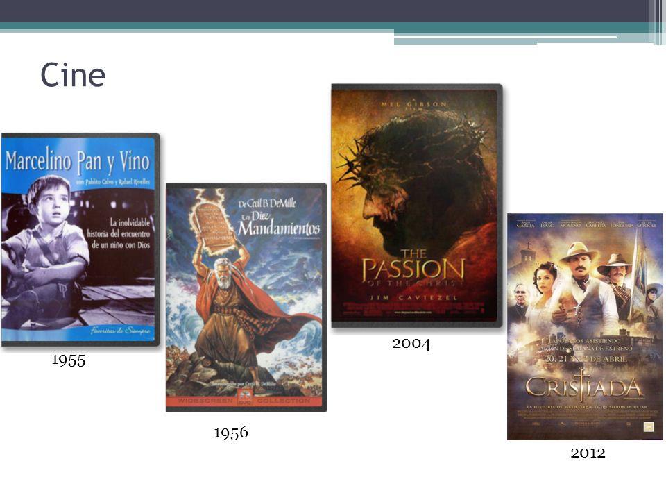 Cine 1956 2004 1955 2012