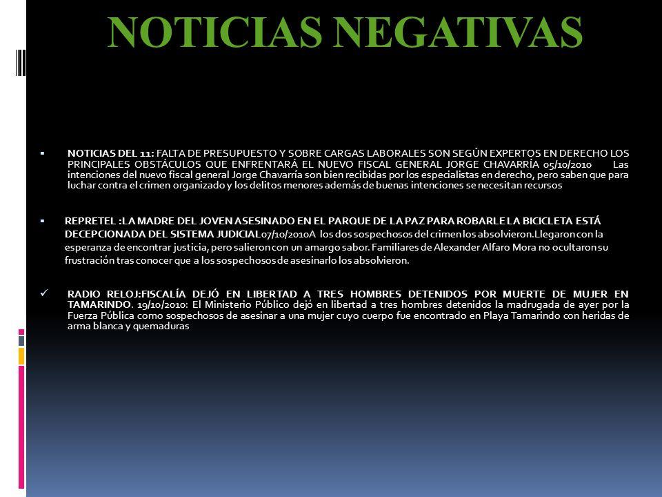 NOTICIAS NEUTRALES RADIO NOTICIAS COLUMBIA:PODER JUDICIAL TRABAJARÁ NORMAL EL 12 DE OCTUBRE. 02/10/2010: Una disposición aprobada por el Consejo Super