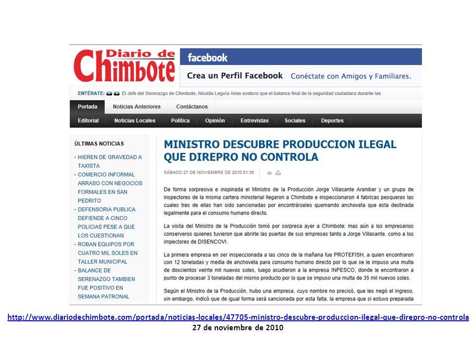 http://peru21.pe/actualidad/ica-incautan-32-mil-kilos-harina-pescado-procedencia-ilegal-2130586 11 de mayo del 2013