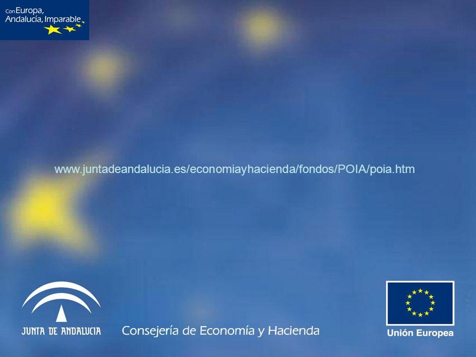 www.juntadeandalucia.es/economiayhacienda/fondos/POIA/poia.htm