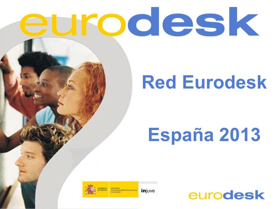 Red Eurodesk España 2013