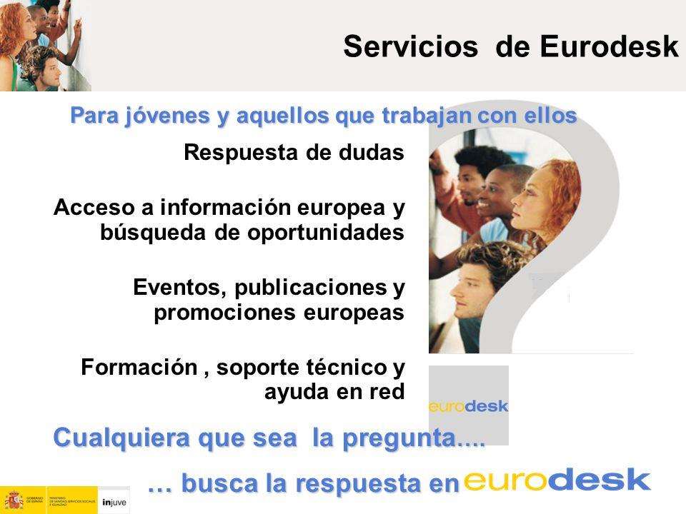 Youth Portal Europeo de la Juventud