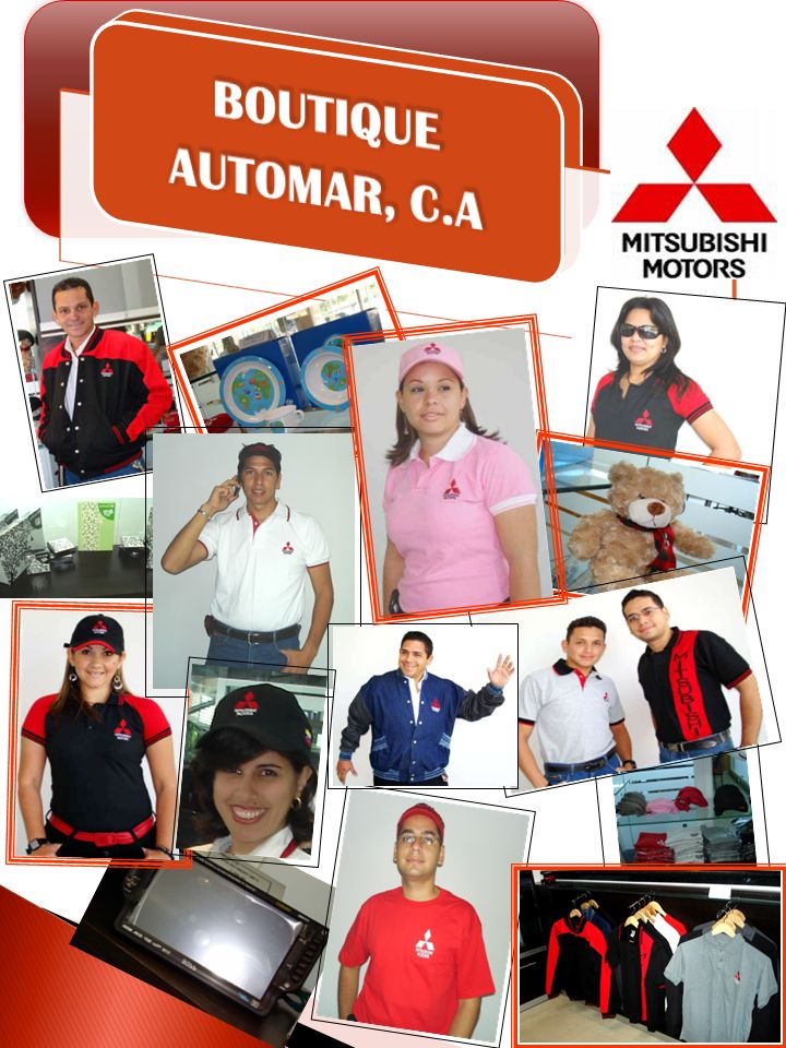 COMPRE NUESTROS PRODUCTOS CON CALIDAD Y EL BUEN SERVICIO AUTOMAR, C.A Diseño fotografía: Violeta Infante Ediciòn: M.