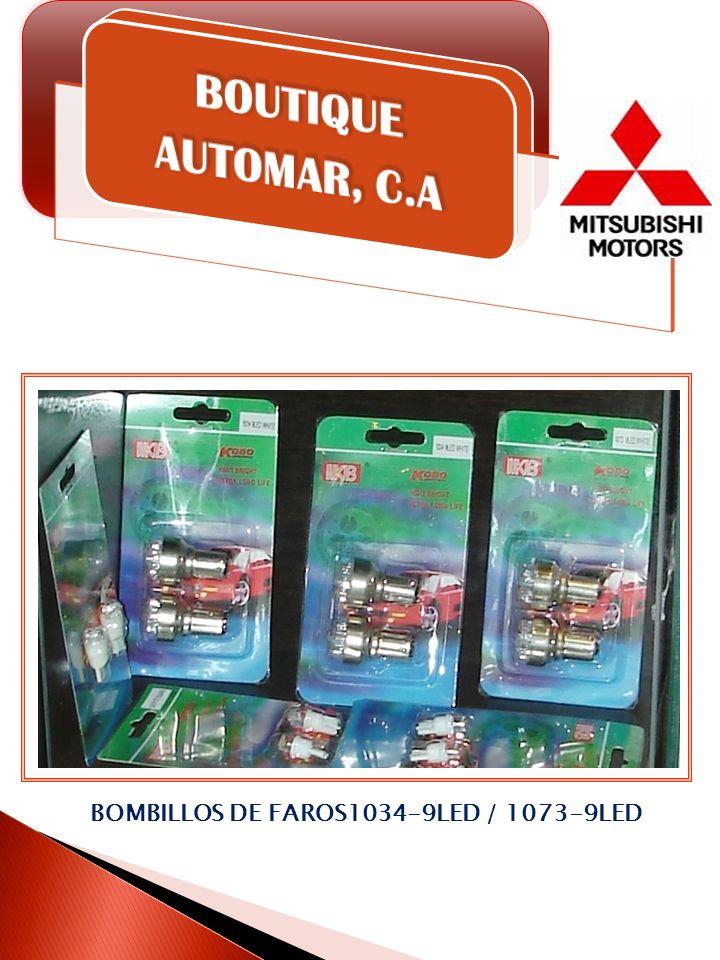 BOMBILLOS DE FAROS1034-9LED / 1073-9LED