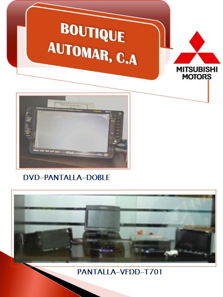 PANTALLA-VFDD-T701 DVD-PANTALLA-DOBLE