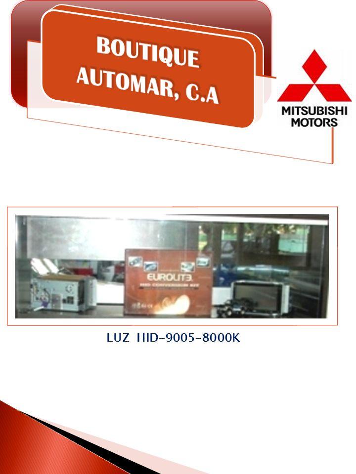 LUZ HID-9005-8000K